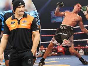 NRL investigates potential COVID boxing breach