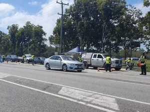 Mackay police will increase roadside breath tests over the Easter break