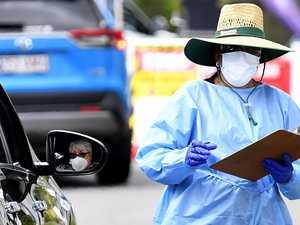 Health Minister's virus result confirmed