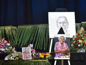 Big farewell to Mackay's 'irreplaceable queen' Nana Ramsamy