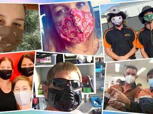 SHOW US HOW YOU MASK: Mackay sports its best COVID styles