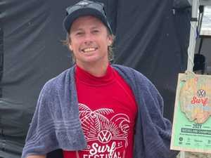Coast surfer rips into state championships