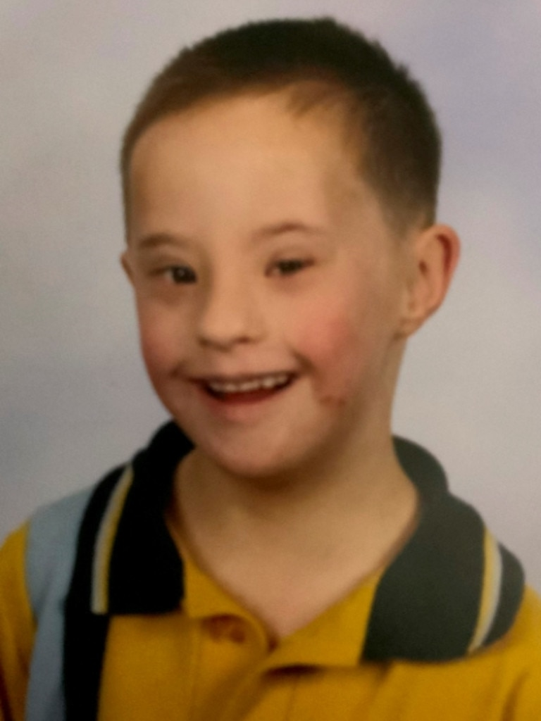 Braxton Plant, 6. Picture: NSW Police