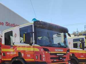 Fireys called to fire outside Biloela home