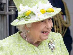 Queen's nod to Australia in joyful return