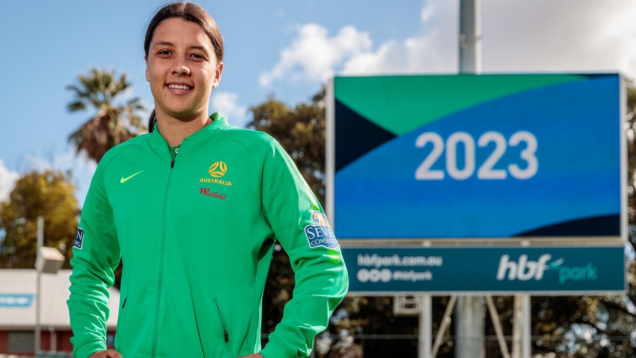 Sydney will host the 2023 Women's World Cup final at Stadium Australia