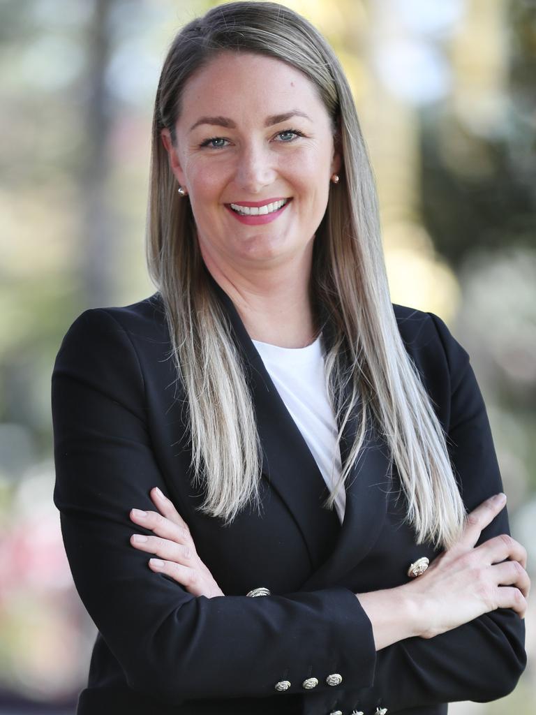 CCIQ's Amanda Rohan