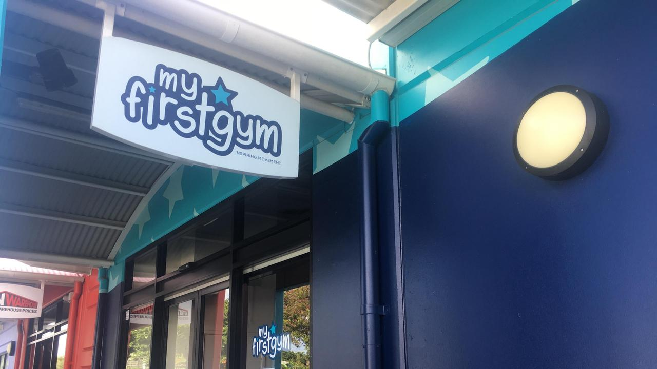 My First Gym at Maroochydore has gone into liquidation.
