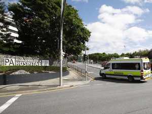 Patient back in hospital after quarantine escape