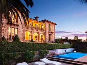 Billionaire's $34m mansion mystery