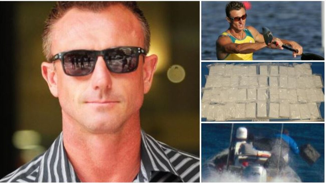 Once an Aussie sporting hero, Nathan Baggaley's spectacular fall from grace continues. Jailed for drug crimes before, he now faces more time behind bars.