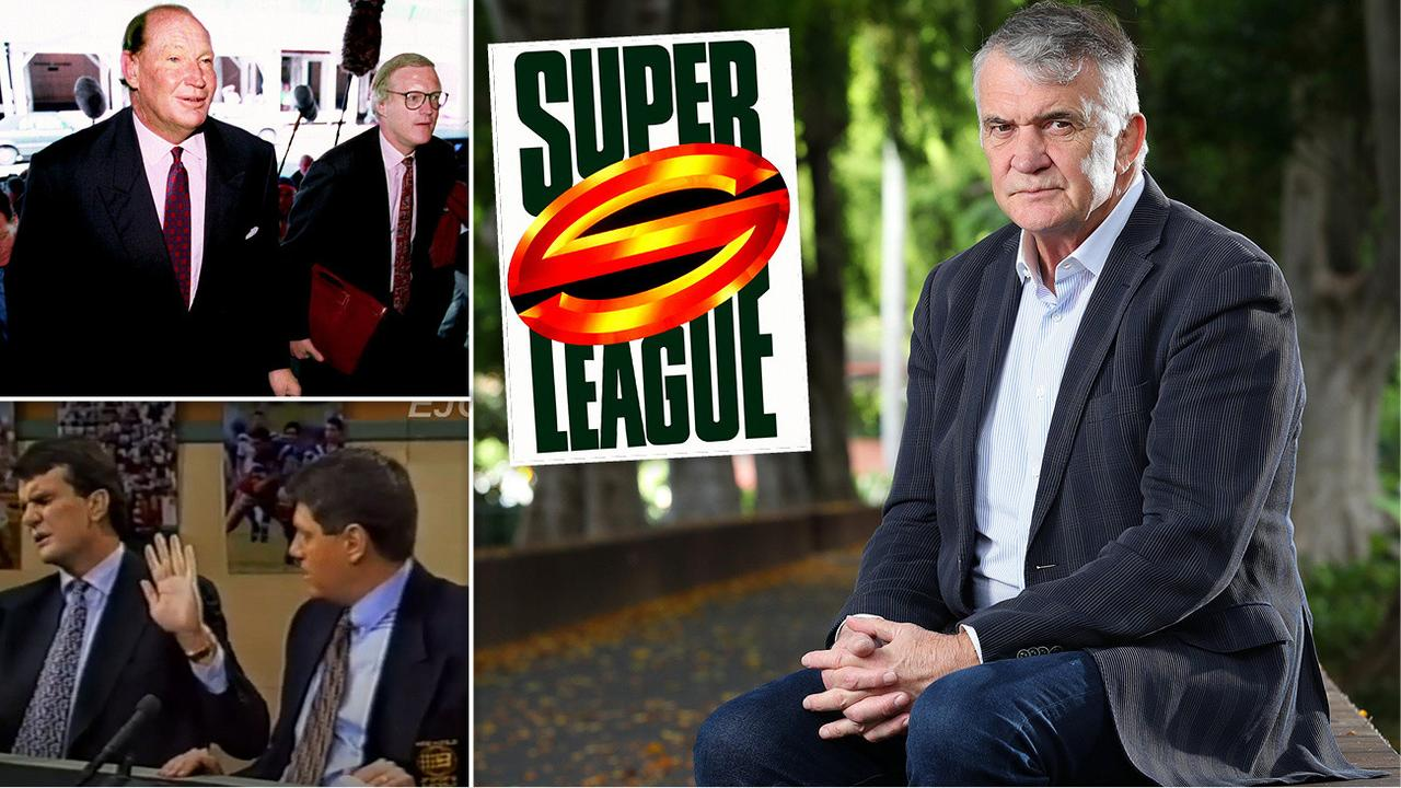 Former Super League CEO John Ribot opens up on depraved fans' antics, Kerry Packer's threat and the Ray Hadley 'ambush'.
