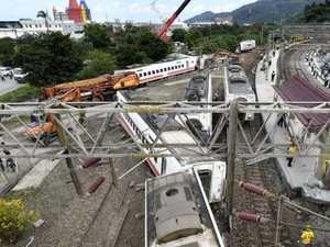 Horrific train derailment kills at least 51 people