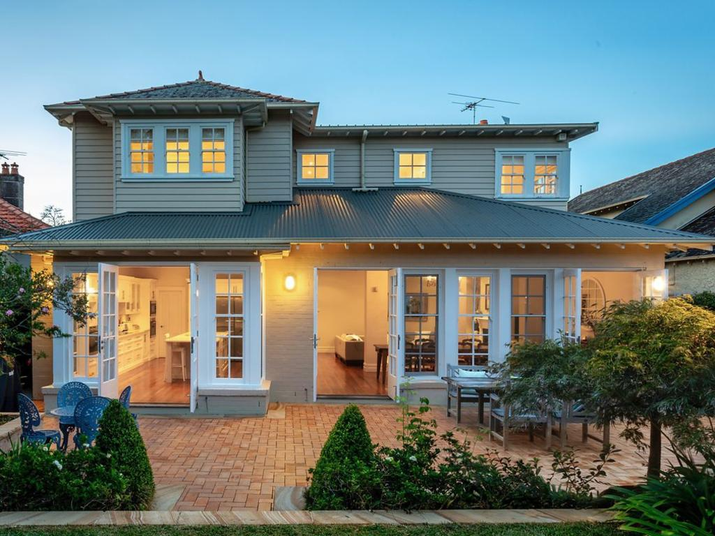 This Randwick home sold for a suburb record $8.5m.