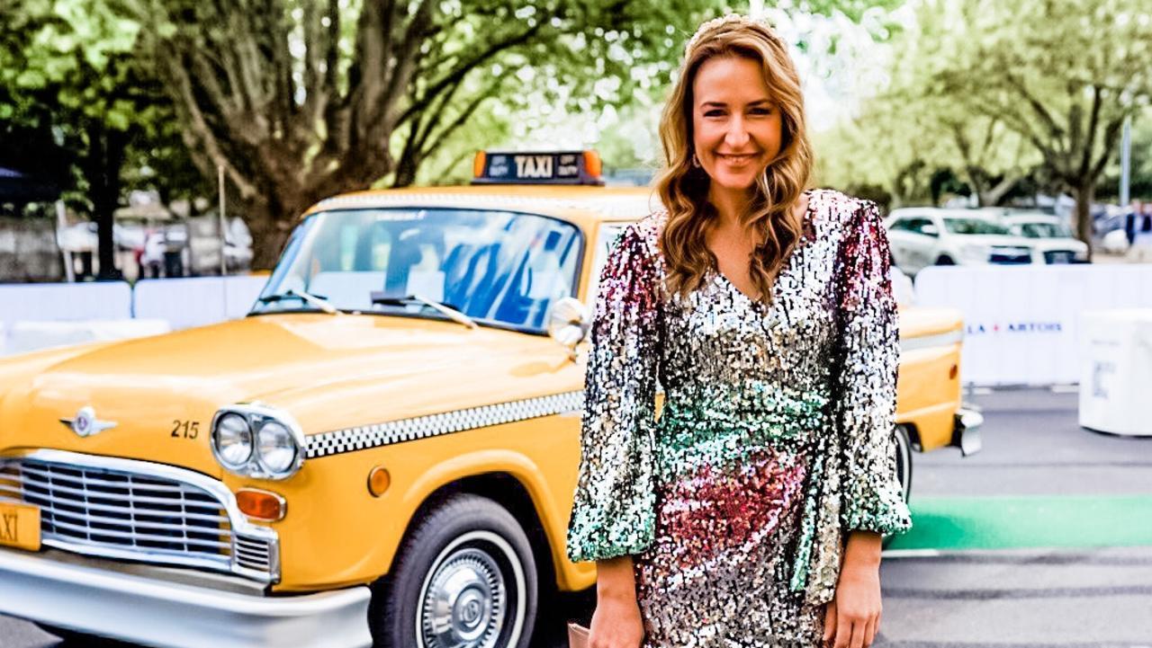 Tamara Wrigley, property developer and fashion designer.
