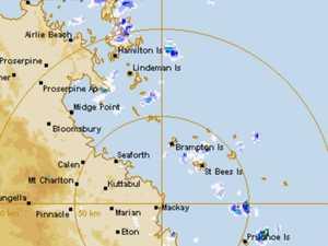 BOM reveals highest rainfall totals for Mackay Whitsunday