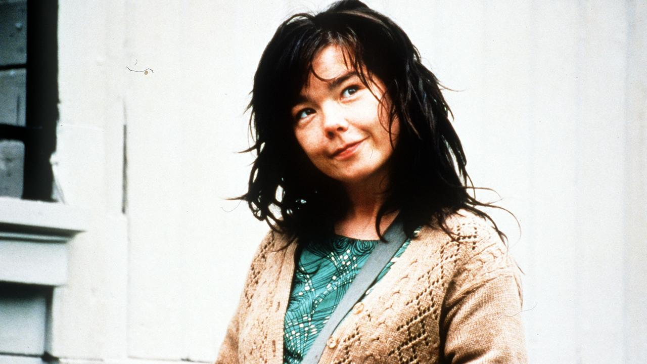 Bjork was nominated for the harrowing Lars Von Trier film Dancer In The Dark.