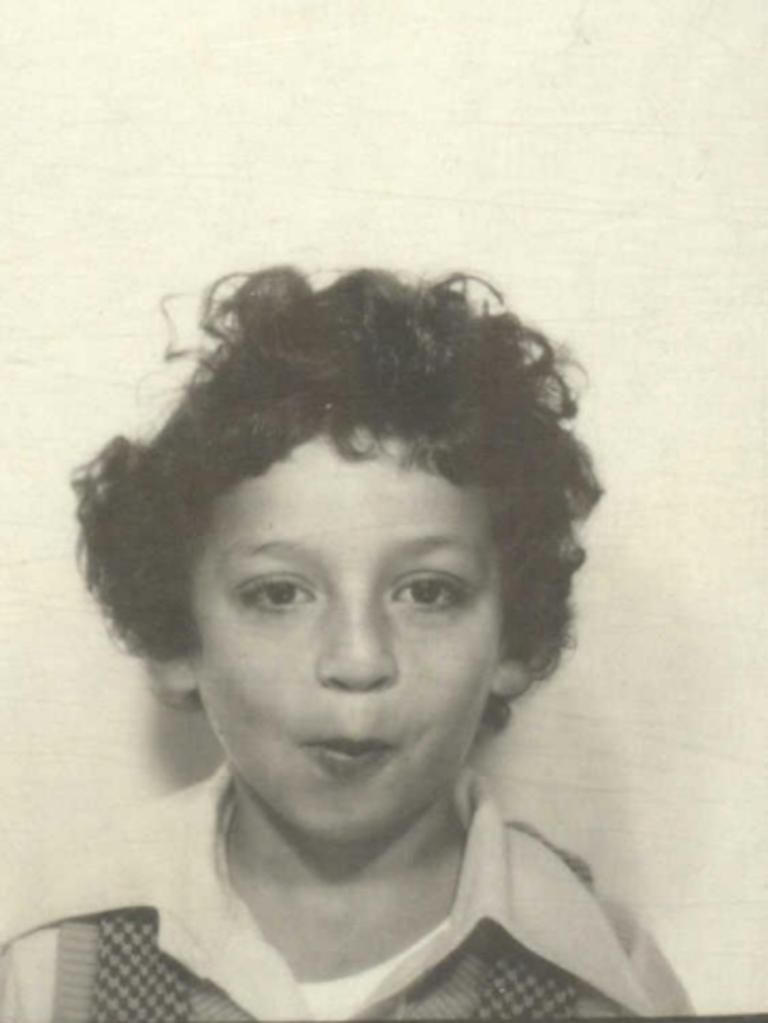 John Ibrahim in 1976.