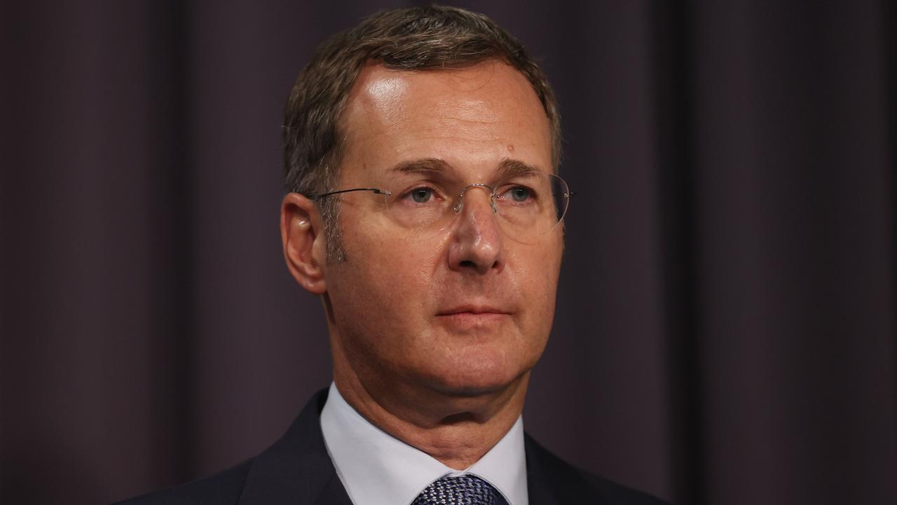 "Australia's acting chief medical officer Michael Kidd has assured people health officials are taking the ""potential risk very seriously"". Picture: NCA NewsWire/Gary Ramage"