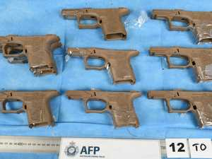 Inside Australia's booming foreign gun trade
