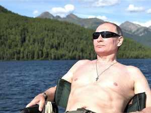 Putin declared sexiest man