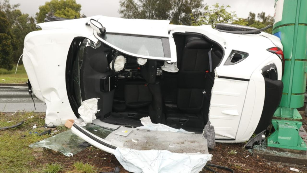 A man and a woman, aged 77 and 81-years-old, passed away from injuries suffered in a crash in Morayfield on March 17.