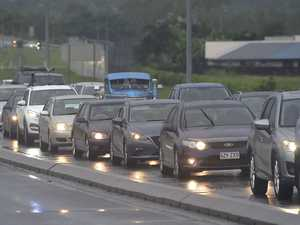 35-minute delays, 15km gridlock: Wild Easter exodus