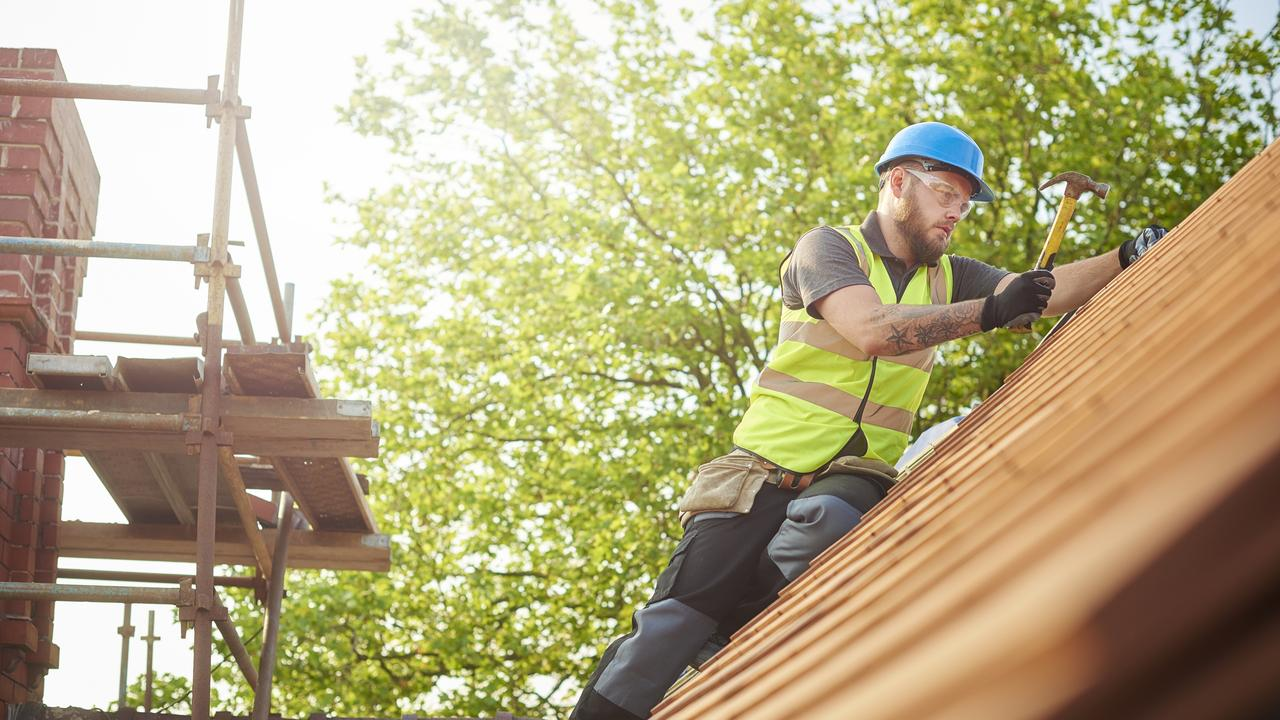 The number of roofs in south-east Queensland that needed to be installed had more doubled to 30,000 compared to last year.