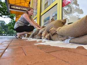 UPDATE: Stand down on sandbags as system shifts to sea