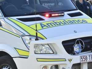 Teen, woman hospitalised after Warrego Highway rollover