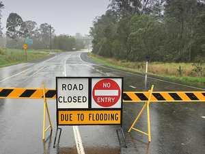 Warnings: Hazardous surf, Flood Watch in place
