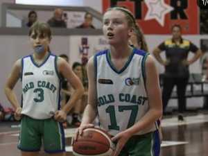 REPLAY: Basketball Qld U16 Girls State Championships