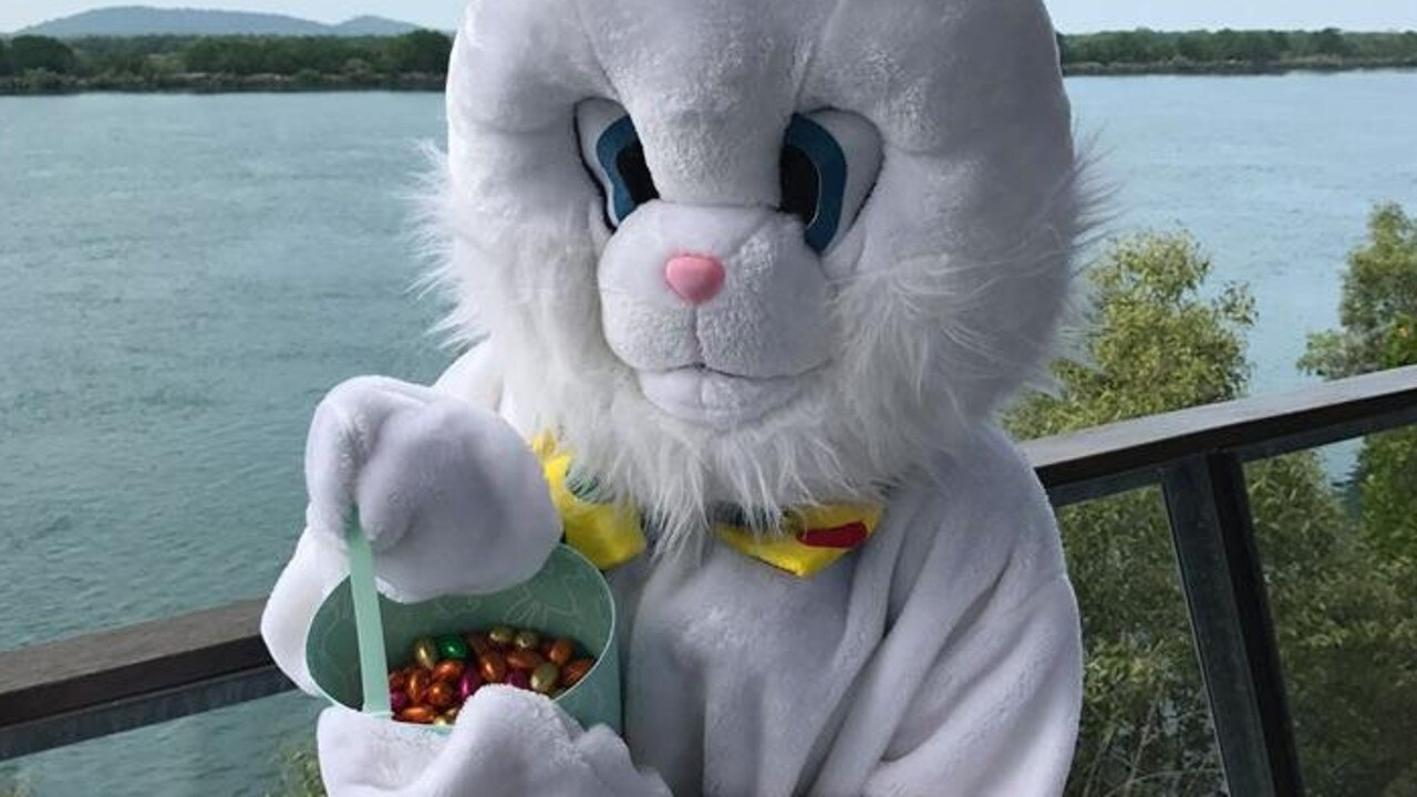 Easter activities are still going ahead through these school holidays rain, hail or shine. Picture: Contributed