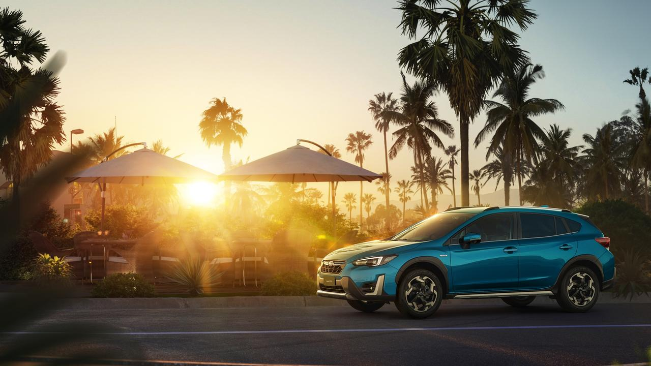 The 2021 model Subaru XV is a smart and athletic offering.