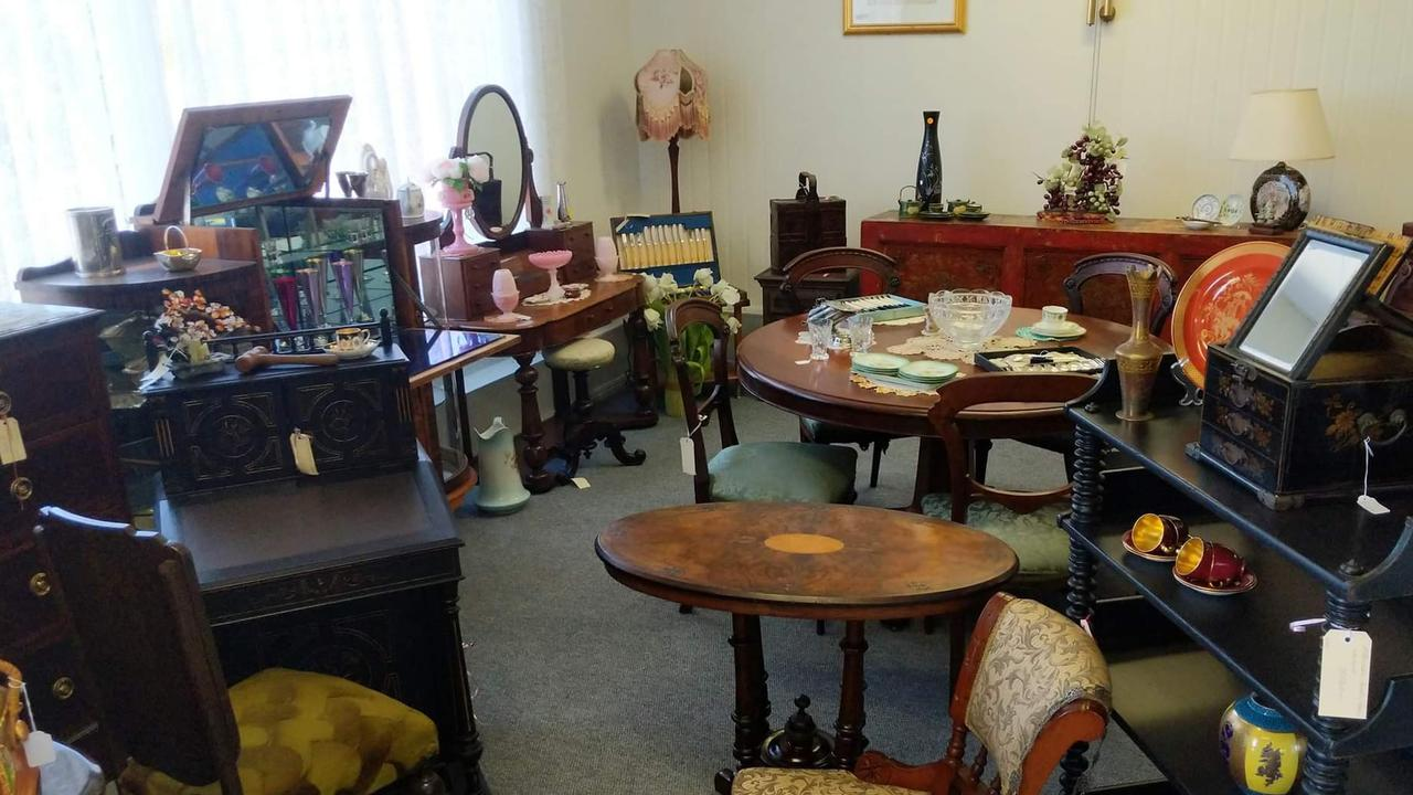 Rocking Horse Antiques will be moving into the top floor of Stewarts.