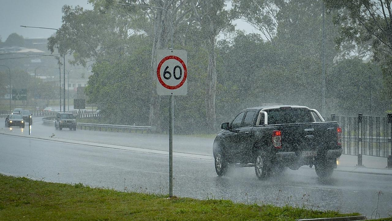 Gladstone experienced its wettest day so far in 2021 on Monday, April 5, with 45mm of rain recorded at the airport between 9am and 5pm.