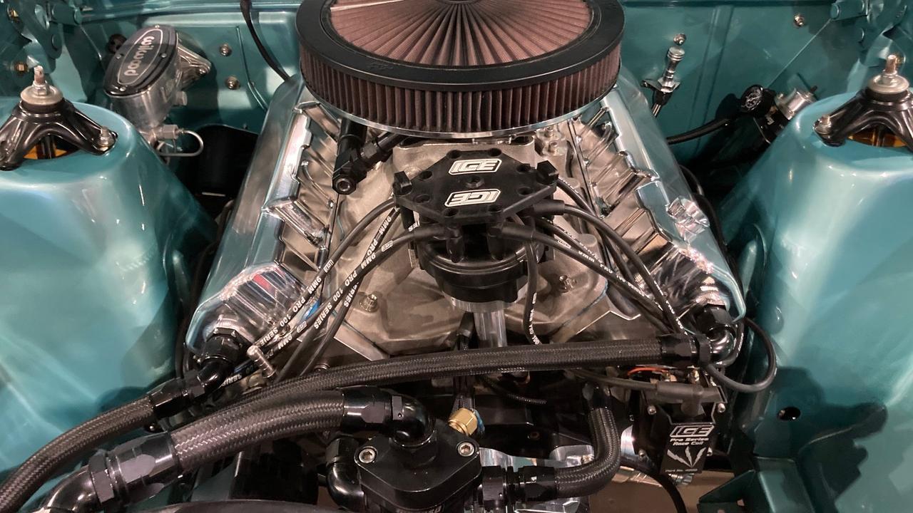 Paul Hart's 1967 XR Ford Fairmont.