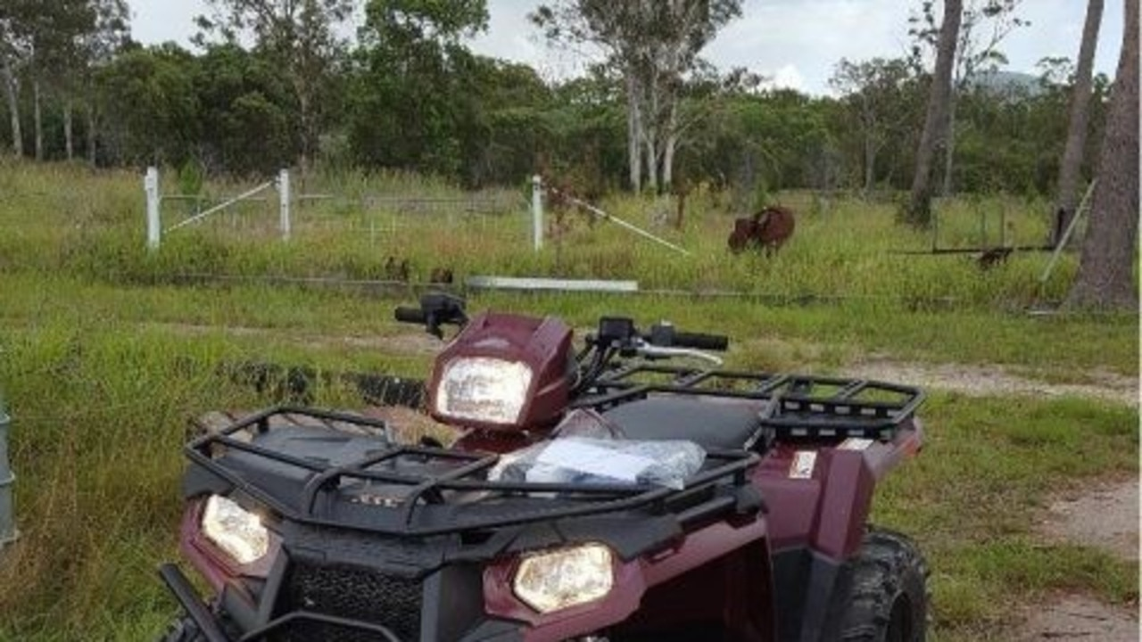 A young boy has been injured in a quad bike fall at Flinders View. Pic: file photo