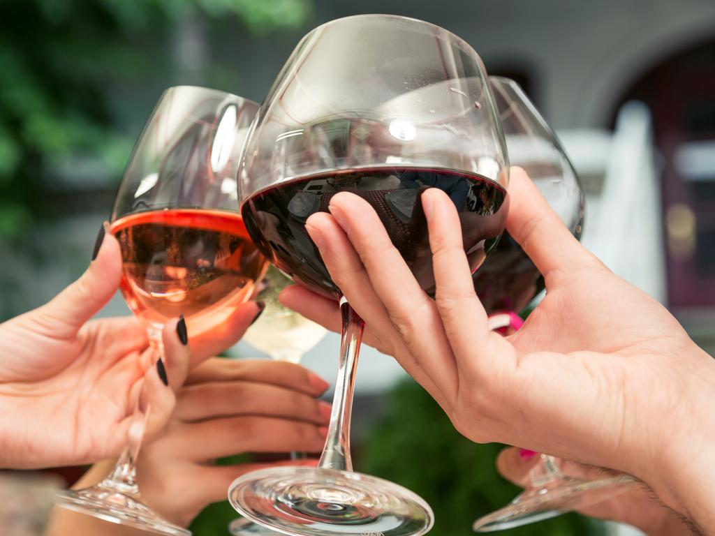 Cheers to cheaper wine. Picture: iStock