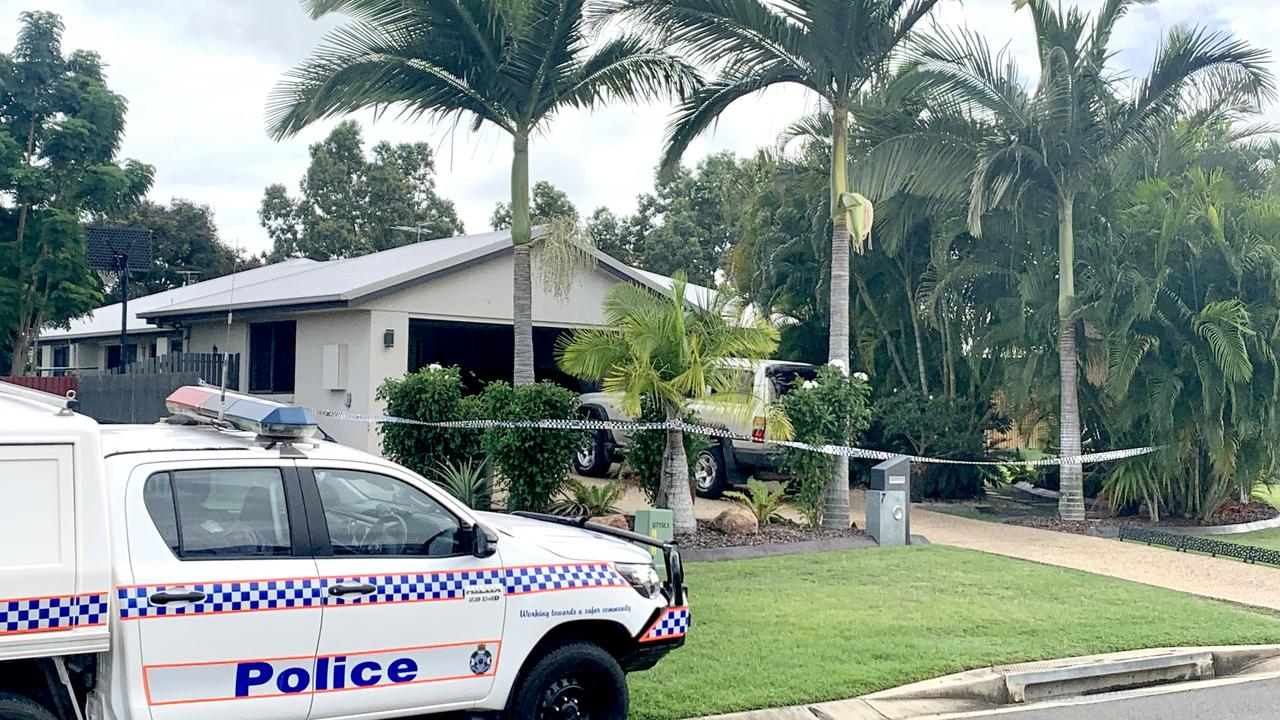 Police are investigating a man's death at Norman Gardens on March 22, 2021. Picture: Jann Houley