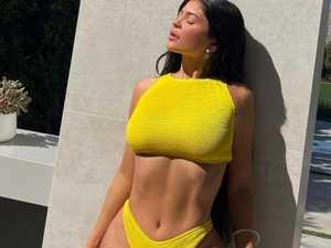 Kylie bikini picture sparks fan fury