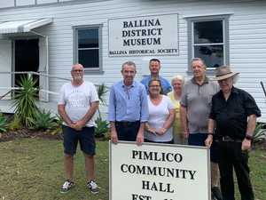 $70K for two community hall upgrades