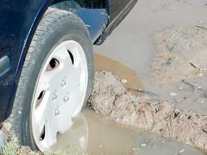 UPDATE: Vehicles freed after becoming bogged in 'deep mud'