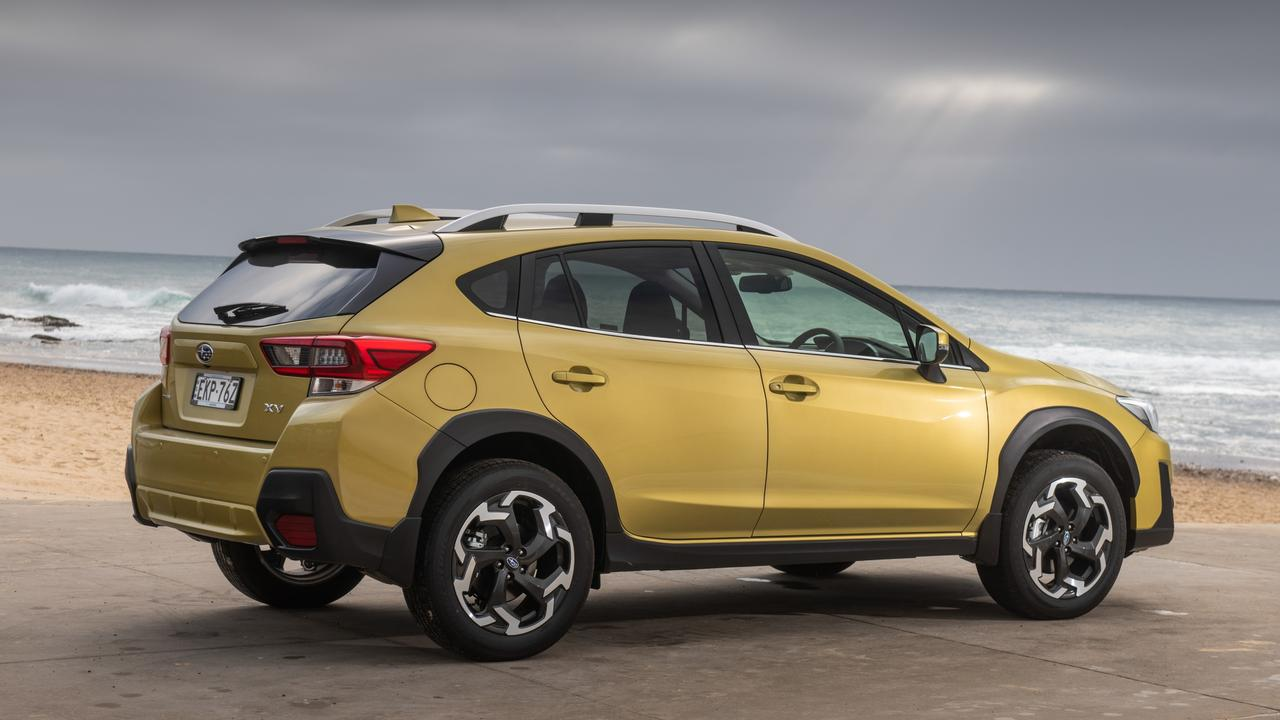 Sporty looks have been a hallmark of the Subaru XV for more than a decade.