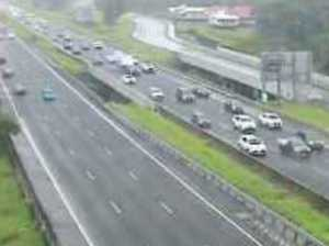 Bruce Hwy nightmare as crash adds to major delays