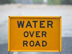 UPDATE: Full list of roads flooded on Western Downs