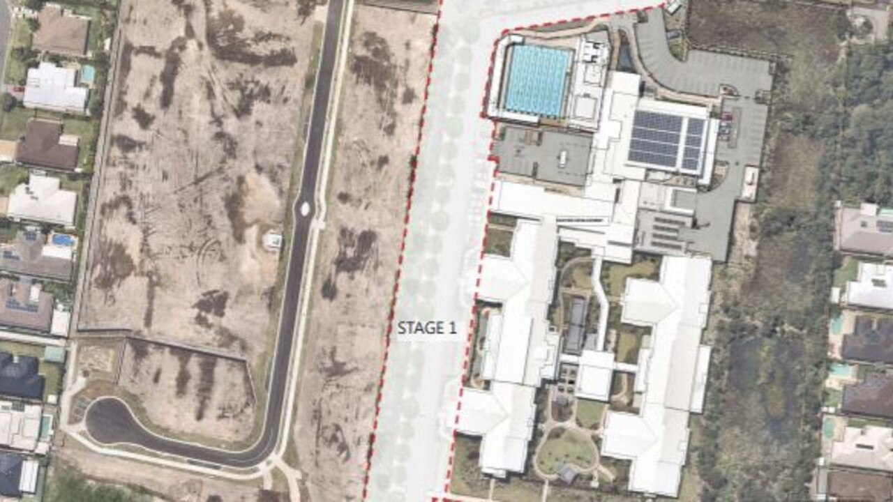 Churches of Christ in Queensland has put forward a development application to expand their site in Little Mountain in several stages.
