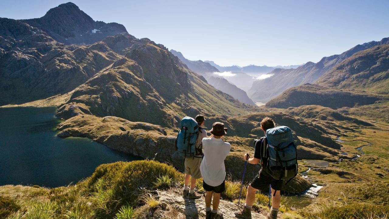 Routeburn Track, Fiordland National Park, Otago. Picture: Stewart Nimmo