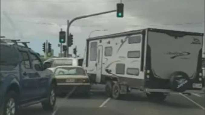 Bundaberg locals to face court over shocking road rage video