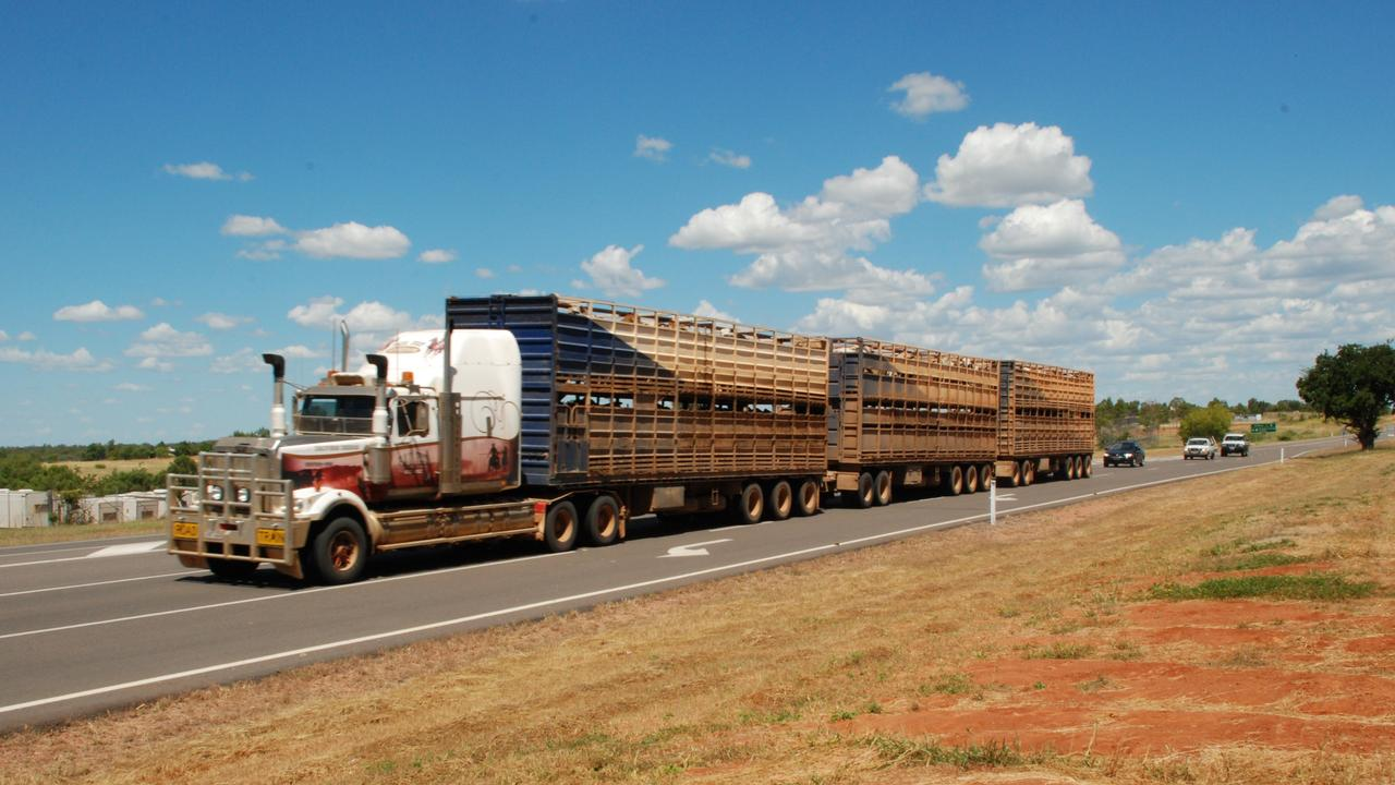 The $7m upgrade of the Barcoo River Bridge on the Dawson Developmental Road between Springsure and Tambo, is expected to unlock the potential of the freight, agriculture and mining industries. Picture: TRUDY BROWN